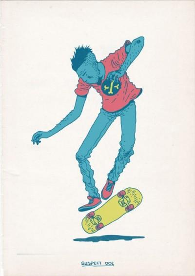 самом как нарисовать девочку со скейтом учредителя, договор аренды